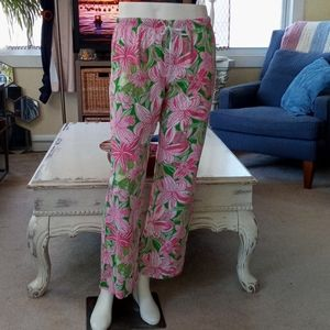 Lilly Pulitzer Pick of the Bunch pajama pant